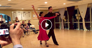 Tango Performance at DC Party 2015