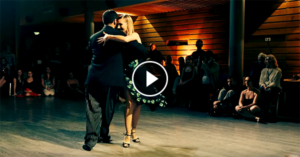 Sebastian Arce & Mariana Montes at the Matrioshka Tango Festival 2014