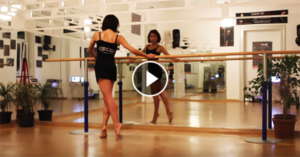 FootWork by Nella from GB Tango Academy in Italy
