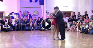 Milonga with Sebastian Achaval & Roxana Suarez at Bari Tango Congress