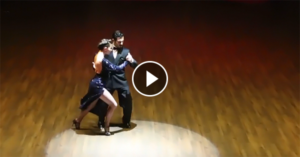 Tango performance by Fernando Gracia & Sol Cerquides