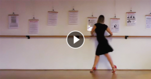 "Tango Women´s technique by Maja Petrović – ""Porteñísimo"", Caló"