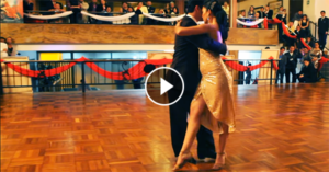 Tango performance by Edwin & Alexa Subcampeones in Mundial