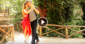 """Tango performance by """"Muses of Greece"""""""