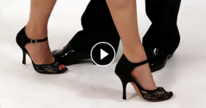 Tango class – How to Do Follower Embellishments