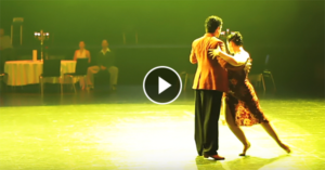 Tango by Ariadna Naveira and Fernando Sanchez