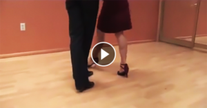 Argentine Tango class Men's Turns