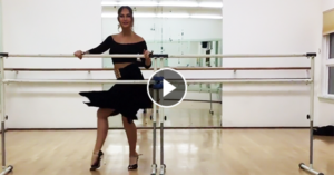 Women's Tango Technique with Justine
