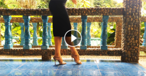 Tango Women´s Technique Improvisation from Angelina Zubko