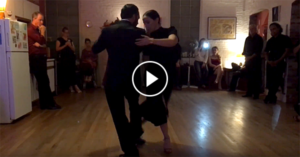 Tango performance by Jerry and Christine Perez