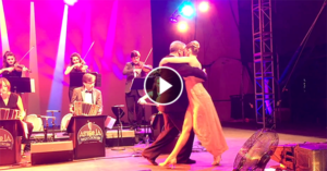 Tango by Jorge Torres & Maria Blanco with the Astoria Tango Orchestra