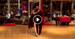 Tango Performance with Javier Rodriguez and Sandra Mok in Hong Kong