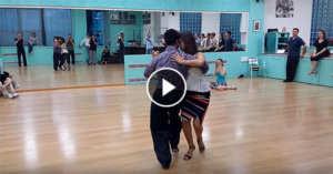 Workshop milonga with Sebastian Achaval & Roxana Suarez