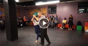 Tango Workshop with Guillermina Quiroga & Mariano Logiudice, Pivots & Ochos