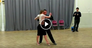 Tango Space Workshop, Alignment, Posture and Sacada