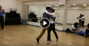 Tango workshop by Romina Levin & Leandro Gomez