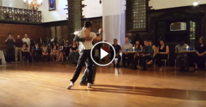 Tango Performance by Jenny Teters & Rod Relucio