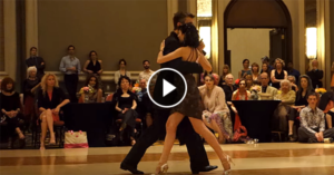 Tango Performance by Alex and Patricia at Tucson Tango Festival 2017