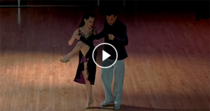 Tango Performance by Sigrid and Murat