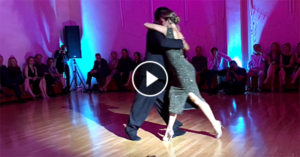 Tango Performance by Carlitos Espinoza & Noelia Hurtado