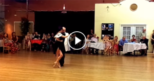 Tango Performance by Nick Jones & Diana Cruz