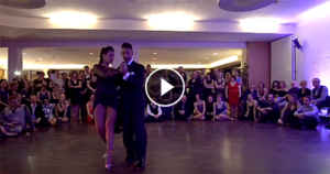 Tango Dance by Christian & Virginia
