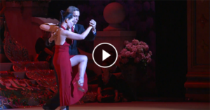 Tango Performance by Stephen Shortnacy and Paola Aguillon