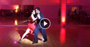 Tango Performance by Sebastian Acosta & Laura D'Anna