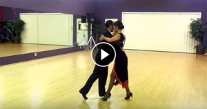 Tango performance by Carlos & Maureen Urrego