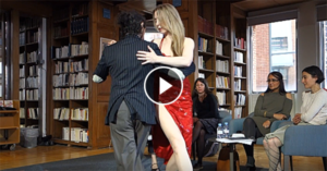 Jane Solomon & Alex Barberi Tango Performance