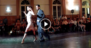 Tango Performance by Ayelen Sanchez & Walter Suquia
