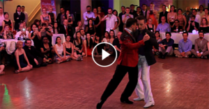 Tango Performance by Martin Maldonado & Maurizio Ghella at Toronto
