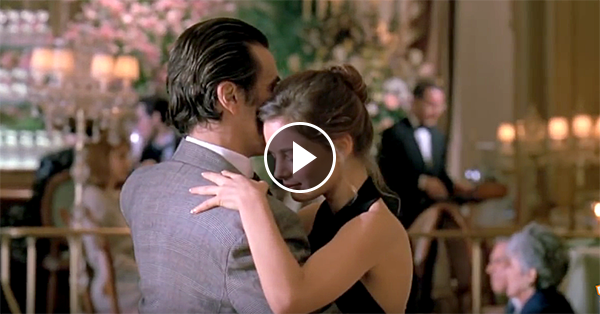 Tango Dance From The Movie Scent Of A Woman Tango Zone